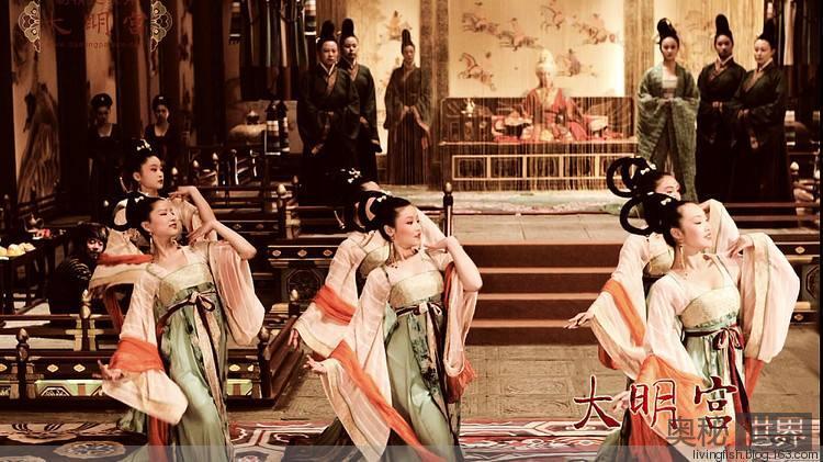 创造中国盛世的大唐因两个作风而被骂为脏唐烂李