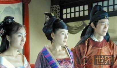 唐朝名相房玄龄因怕老婆拒绝皇帝赐予的美女