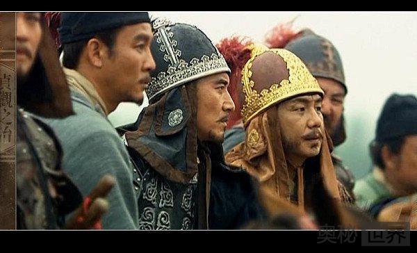 隋唐名将屈突通为唐太宗李世民做过哪些事