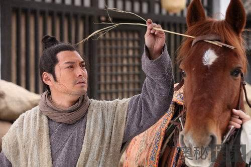 秦琼卖马的故事