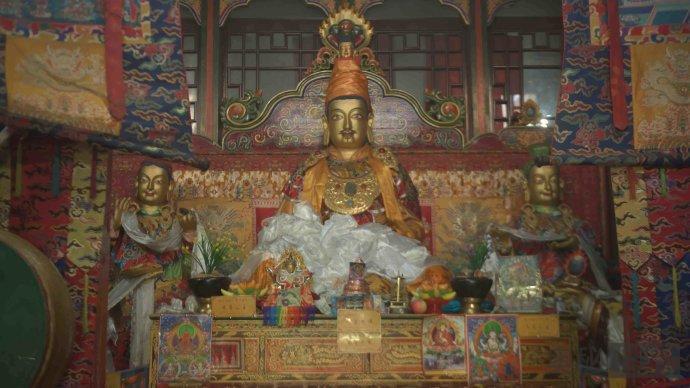 松赞干布如何影响藏族几千年