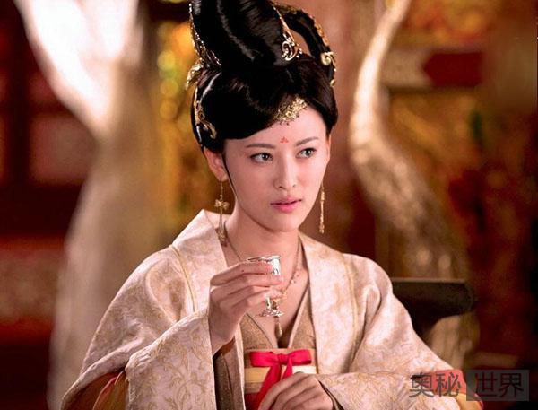 唐朝第一美女安乐公主简介