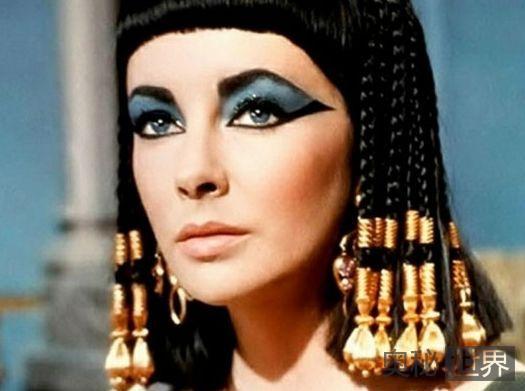 埃及艳后烟熏妆可防眼部感染