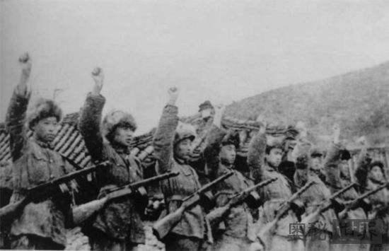 朝鲜战争志愿军不少战士患精神病