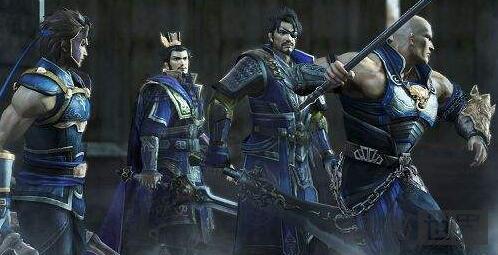 贾诩以败兵取胜的故事