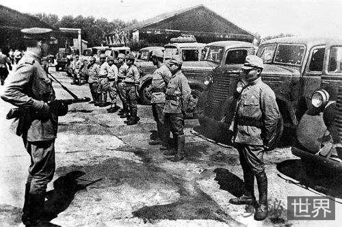 还原历史上真实的远东战役