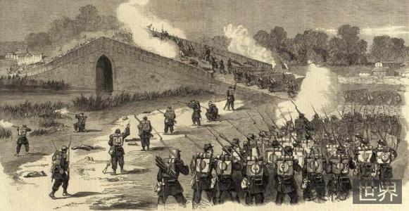 八里桥之战的意义:游牧民族的时代被彻底终结
