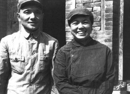 邓小平与卓琳的婚姻