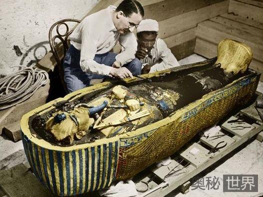 古埃及法老图特卡蒙的死亡真相