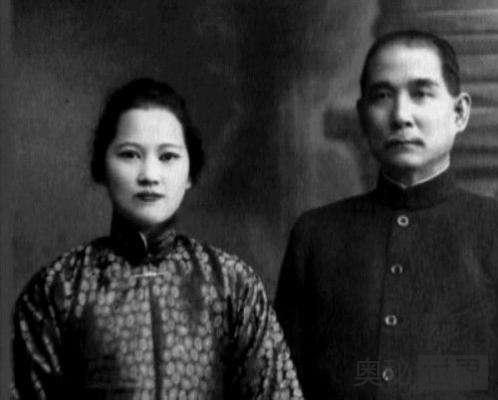 宋庆龄与孙中山结婚并非因为爱上他