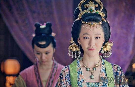 历史上两位惨遭赵匡胤兄弟凌辱的绝色美女
