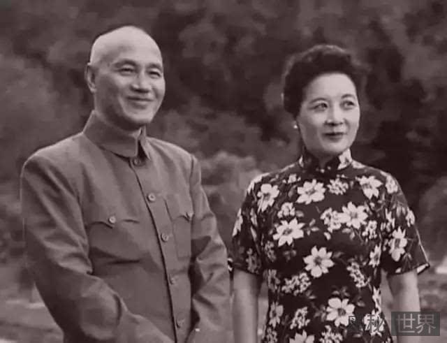蒋介石不同时期的换妻谋略