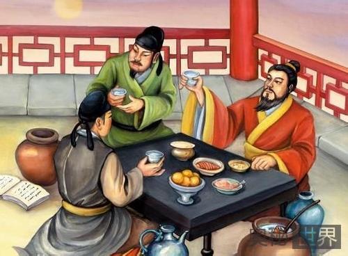 唐朝无厘头谋反事件:只为到皇宫吃顿饭