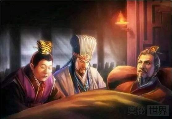 夷陵之战刘备大败的原因