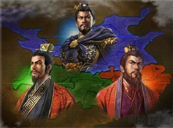 如果没有夷陵之战三国形式会怎么样?