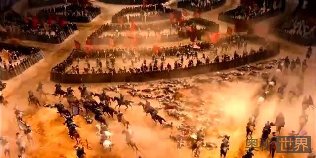 真的是陆逊用老马破了诸葛亮的奇门八卦阵吗?