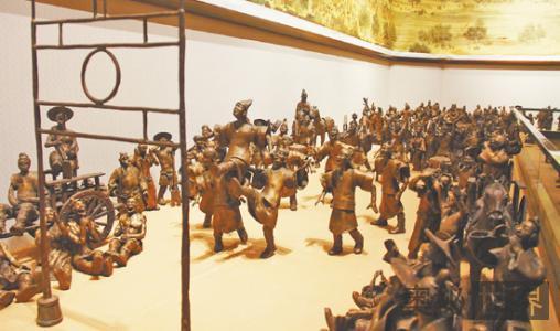 """中国传统体育运动""""蹴鞠""""历史源远流长"""