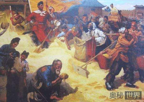 中国历史上的盛世为何都发生在温暖时期