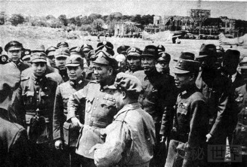 林彪百日干掉白崇禧几十万军队