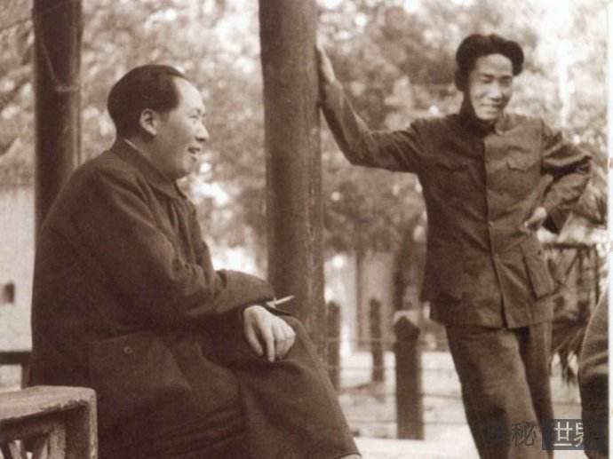 毛泽东与朱伯深的故事
