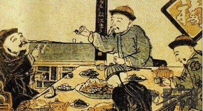 中国古代领导公款吃喝妓女陪酒