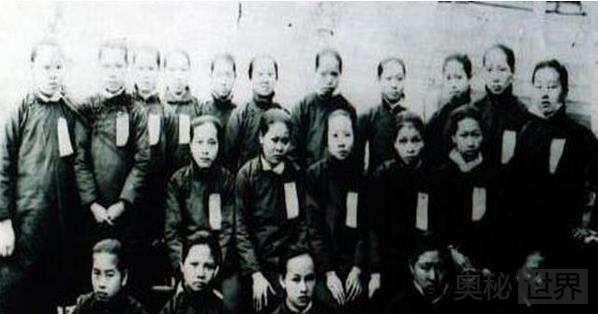 中国革命史上的女子敢死队