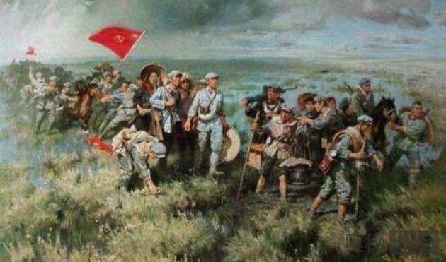 红军长征前曾招兵近10万