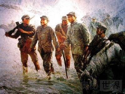 1948年刘邓大军智取邓县