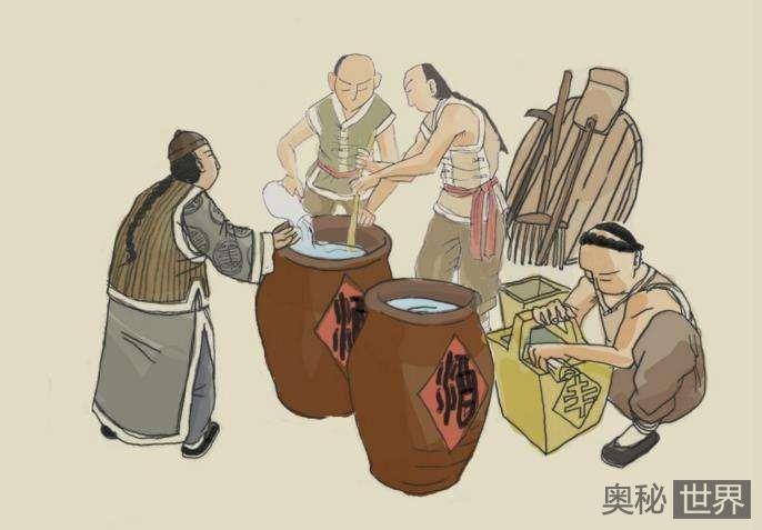 汾酒的真正起源