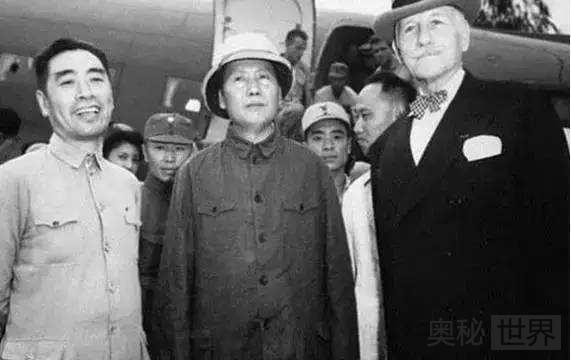 西安事变后周恩来与蒋介石的五次谈判