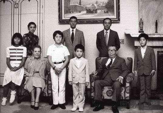 盘点蒋介石的子孙后代