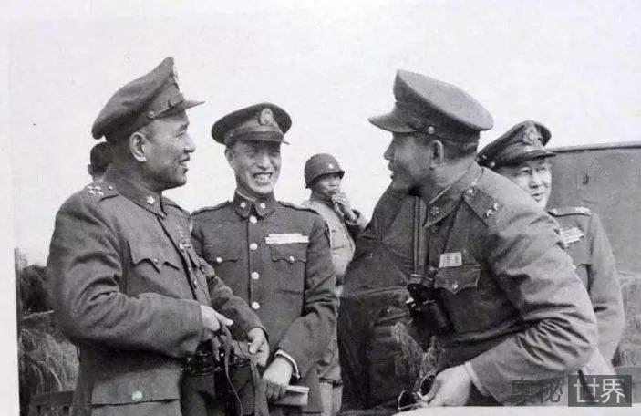 蒋介石曾幻想林彪会投靠他