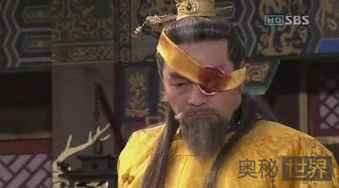 李世民是否被高句丽人射瞎一只眼?