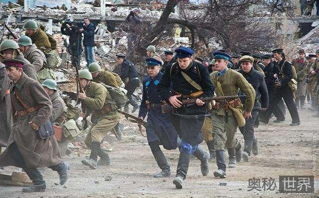 莫斯科保卫战的真相