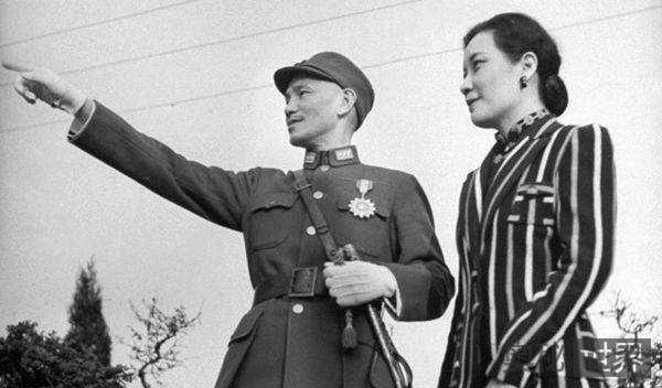 宋美龄冒死记录南京保卫战