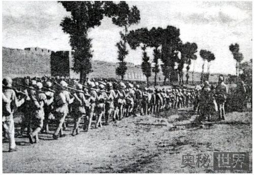 1940年抗日国军伤亡百万,新四军1千