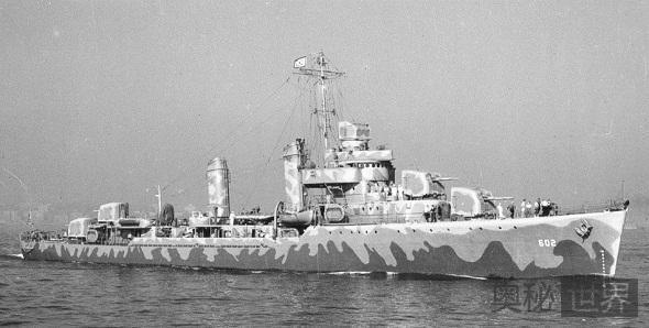 """""""威廉·D·波特""""号:二战中最2B的军舰"""