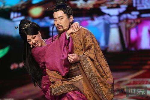 中国古代曾流行换妻