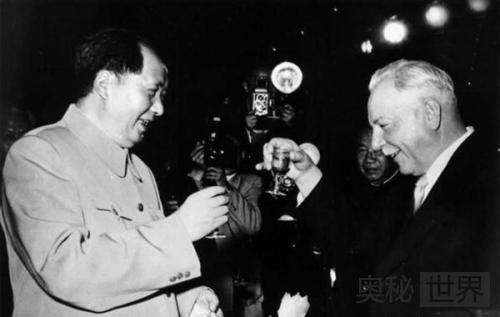 赫鲁晓夫与毛泽东因何产生嫌隙