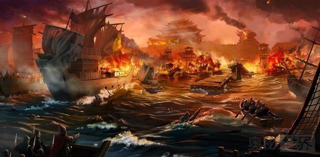 历史上真实的赤壁之战