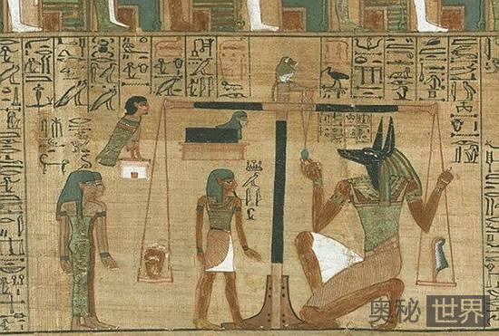 古埃及法老王的十大秘密