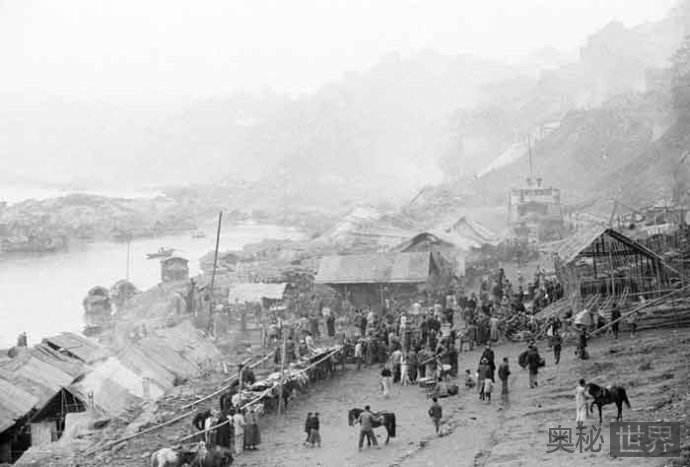 二战时重庆曾是韩国的陪都