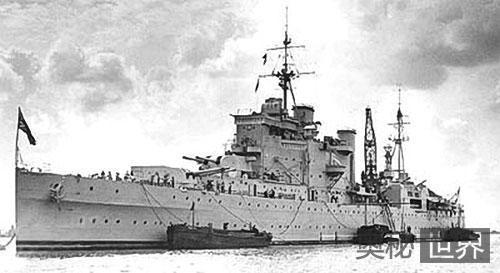 1949年长江炮战,国共联手炮击英舰
