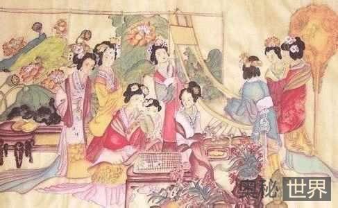 中国古代女户需定期上缴自己女儿