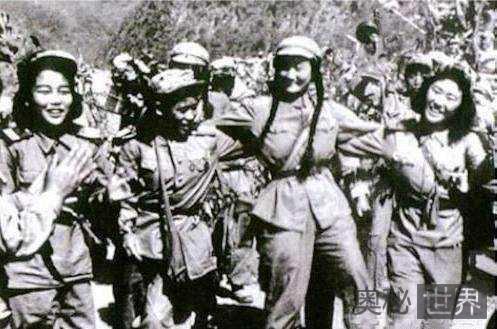 朝鲜战争美国大兵对女战俘施暴纪实