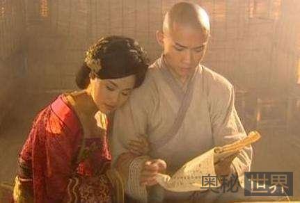 """盘点中国古代女子出轨十宗""""最"""""""
