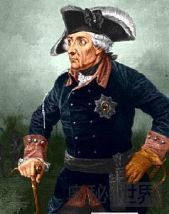 普鲁士国王腓特烈二世