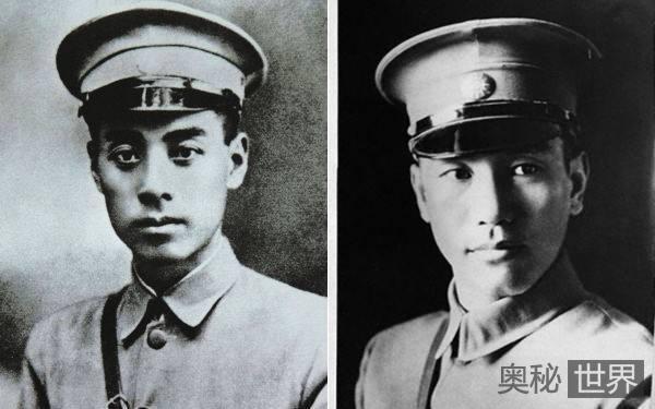 周恩来与蒋介石不得不说的故事