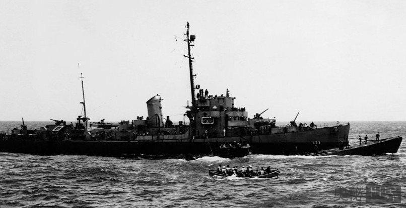 第二次世界大战中的U-505潜艇之谜