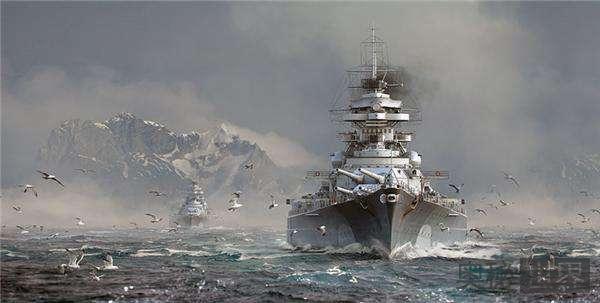 """""""俾斯麦号""""战舰首航沉没的谜团"""